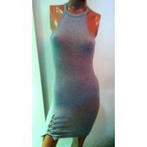 Vestido De Morley Al Cuerpo Vs Colores, Exc Calidad Y Calce
