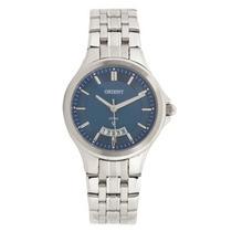 Promoção Relógio Orient Fbss1067 Lindo Mostrador Azul +frete