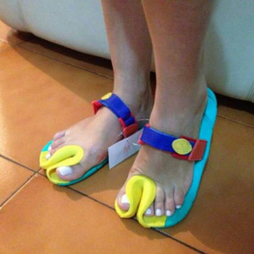 Sandalias Playeras Dopie Moda Europea Unicas En Venezuela