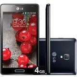 Lg Optimus P714 L7 Ii Android 4.1, 8mp - Aparelho De Vitrine