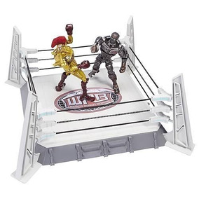 Ringue Dos Gigantes De Aco Real Steel Jakks Pacific Movie
