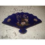 Abanico Decorativo Japones En Ceramica