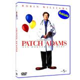 Dvd Dublado, Patch Adams O Amor E Contagioso