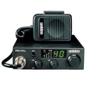 Uniden Radio Cb Pro510xl Movil - 40 Canales - 4 Watts