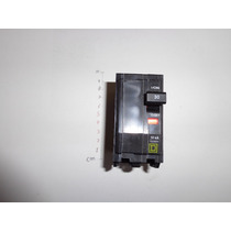 Interruptor Termomagnetico 2 Polos 30 Amperes Square D Sqd