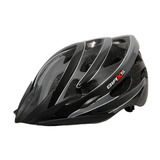 Capacete Ciclismo Adulto Raptor Grafite C/ Regulagem Biaxs M