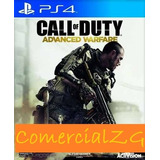Ps4 Call Of Duty Advanced Warfare Ps4 Digital