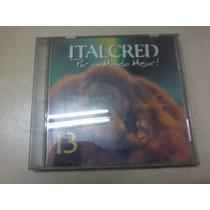 Cd Italcred Por Un Mundo Mejor Cd 13 2000 En La Plata