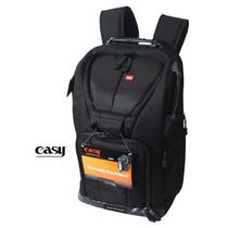 Mochila/bolsa Filmadora Fotografia Nikon Canon Easy 8807