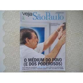 Veja São Paulo #03-set-2014 João De Deus, Curandeiro