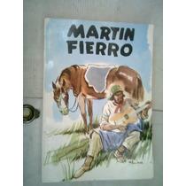 Martin Fierro Autor Jose Hernandez Edición