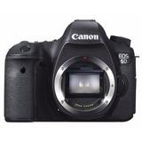 Cámara Canon Eos 6d 20.2 Mp Cmos Digital Slr Wi-fi Nuevo