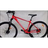 Bicicleta Peugeot M01-200 Mtb-f.disco R29 Roja.urbana Bikes