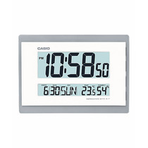 Reloj De Pared / Mesa Casio Aid-17 Led Temp Fecha Digital