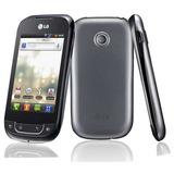 Celular Lg Optimus Net P698 Dual Com Android 2.3, 3g, Wi-fi