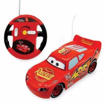Carros Relampago Macqueen Champion Controle Remoto - Toyng