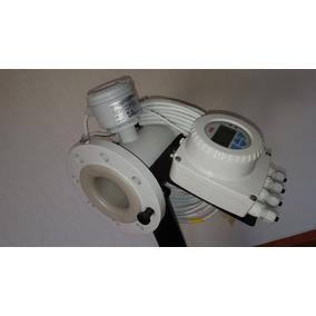 Medidor Flujo Electromagnetico Abb Con Very Master Fev121