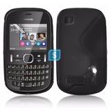 Funda Gel Case Para Nokia Asha 201 200 Tpu Protector