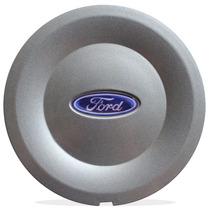 Jogo Calota Centro Miolo Roda Para Ford Fiesta Ka Novo 4 Pçs