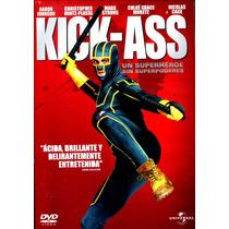 Dvd Kick-ass ( Kick-ass ) 2010 - Matthew Vaughn