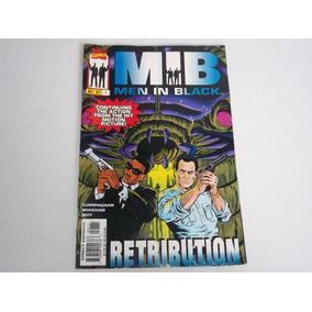 Hq Gibi Importado Mib Men In Black Nº 1 Dez 1997 Retribution