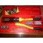 Prensa Terminal Hidraulico Cable 6 Hasta 500 Mcm Con Estuche