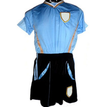 Uniformes De Futbol Infantiles. Primera Calidad Linea Dorada