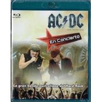 Blu Ray Ac/dc Acdc En Concierto Live At Circus Krone