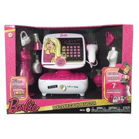 Caja Registradora Barbie Boutique Cash Register Original