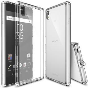 Ringke Fusion Funda Sony Xperia Z5 Premium Bumper +mica