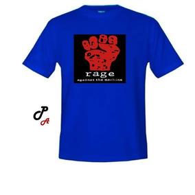Camiseta Rage Agaist The Machine