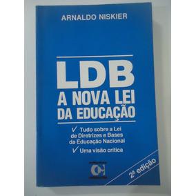 Ldb A Nova Lei Da Educação - Arnaldo Niskier
