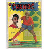Comic Mexicano Chanoc Mundial Futbol México 1970
