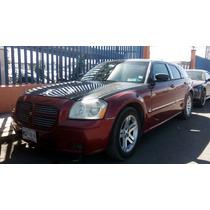 Dodge Magnum 2005 $29000 De Enganche, Listo Para El Camino