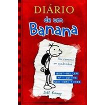 Diário De Um Banana 1 - Um Romance Em Quadrinhos