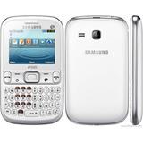 Samsung Ch@t 226 Chat 226 Dual, Mp3, Vga Gt-e2262 De Vitrine