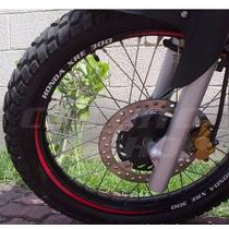 Friso Adesivo Refletivo Tuning Roda Rec02 Moto Honda Xre 300