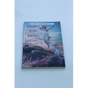 Libro Mujer Que Sabe Latin , Andrea Keller [ Cuubooks ]