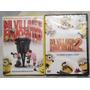 Dvd De Mi Villano Favorito 1 Y 2 Nuevos