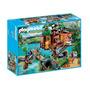 Playmobil 5557 Casa Del Árbol De Aventuras Bunny Toys