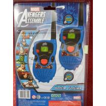 Walkie Talkie Avengers Original
