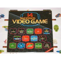 Long Play Anos 80 - Video Game Odyssey Philips - Raridade!!!