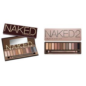 Kit Naked 1 E Naked 2+ Frete Gratis, Pronta Entrega
