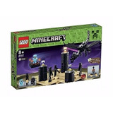 Lego Minecraft 21117 The Ender Dragon Construccion Educando