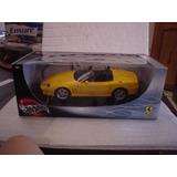 100% Hot Wheels 1/18 Ferrari 550 Barchetta Pininfarina M870
