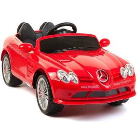 Nuevo Auto A Bateria Para Niños Mercedes Benz Turbo Original