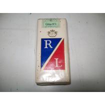 Marquilla Cigarrillos C J (caja Amarilla) Para Colección