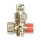 Llave Candado Para Gas M H 3/4 Alarsa