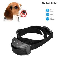Coleira Anti Latido Adestramento Choque Cão Cachorro Cães