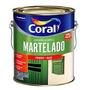 Tinta Esmalte Martelado Dupla Ação 1/4 900ml Cinza Claro